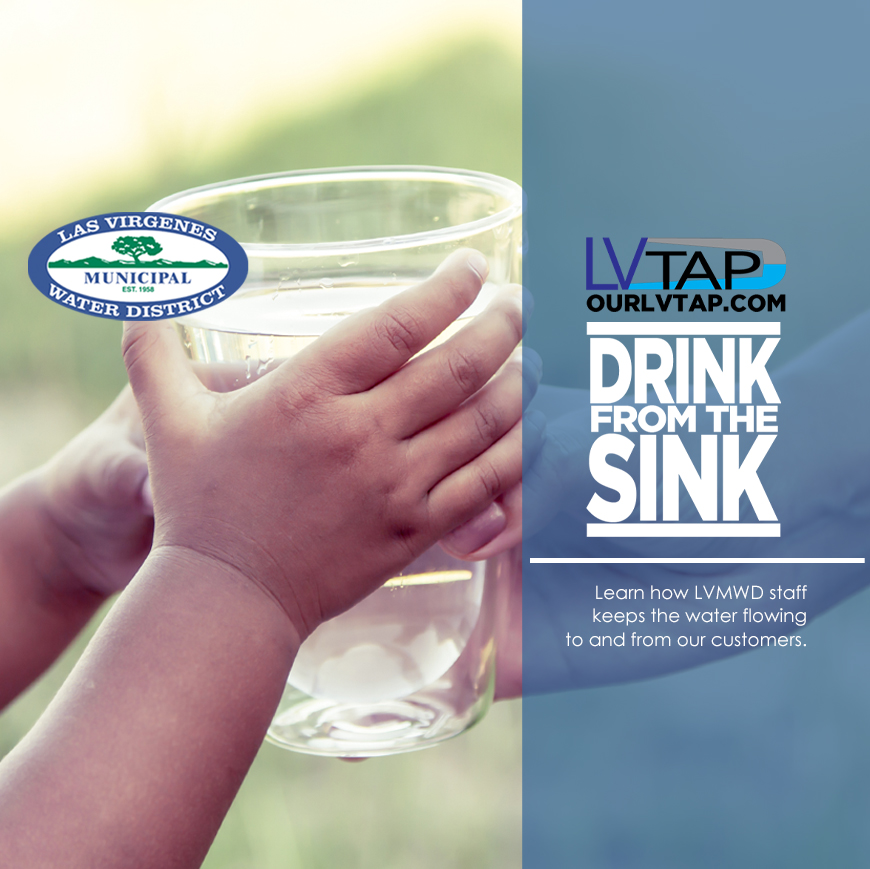 Water District Debuts Video Reassuring Customers of the Safety of their Tap Water